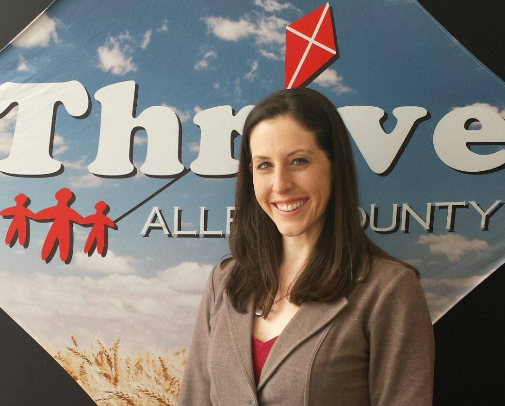 Kansas allen county iola - Lisse Regehr Is The Director Of Outreach And Advocacy For Thrive Allen County After Attaining A B A In Mass Communications From Kansas State University