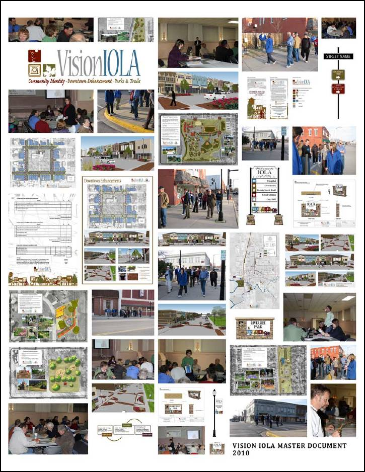 Vision Iola Master Document 2010 (click to read full report)